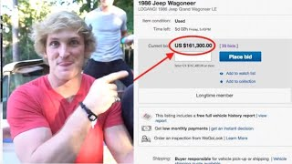 Download How Logan Paul Made My Car Worth $400,000's in 30 minutes Video