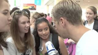 Download Oliver Pocher an der Gamescom 2015 in Köln Video
