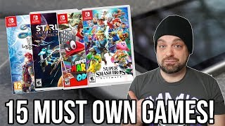 Download 15 MUST OWN Nintendo Switch Games! | RGT 85 Video