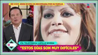 Download Lupillo Rivera reacciona a las amenazas que supuestamente recibió Jenni Rivera Video