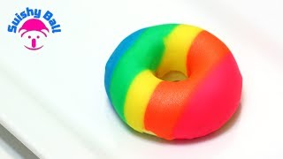 Download Play-Doh Rainbow Donut Video