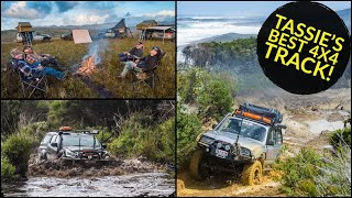 Download MUD-FEST! Insane 50km of bog holes and winching - Tasmania's best 4x4 track Video