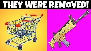 Download 7 Things You Didin't Know Were Removed From Fortnite! Video