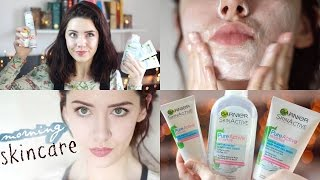 Download Morning Skincare Routine & Tips To Help Spotty Skin! | Melanie Murphy | AD Video