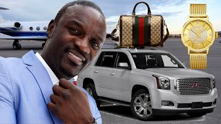 Download 10 MOST EXPENSIVE THINGS OWNED BY AKON Video