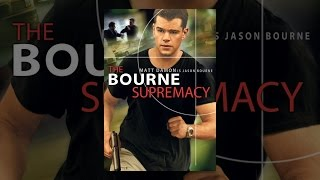 Download The Bourne Supremacy Video