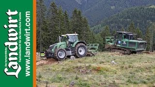 Download Technik auf der Alm | landwirt Video