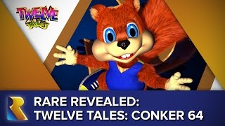 Download Rare Revealed: A Rare Look at Twelve Tales: Conker 64 Video