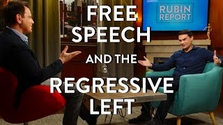 Download Ben Shapiro on Free Speech, College Campuses, and The Regressive Left Video