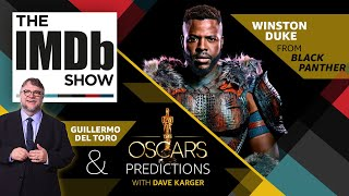 Download The IMDb Show | Episode 115: 'Black Panther' Star Winston Duke and Oscar Nominee Guillermo del Toro Video