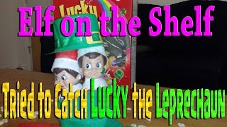 Download Elf on the Shelf - Tried to Catch Lucky the Leprechaun Video