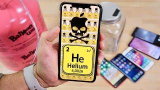 Download Helium Kills iPhones, Beware! Video
