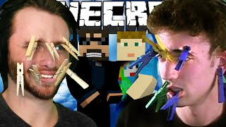 Download Minecraft Hangman | Clothespin Challenge Video