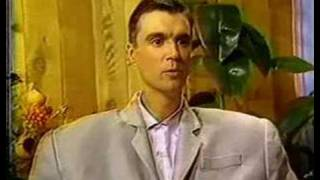 Download David Byrne Interview Video