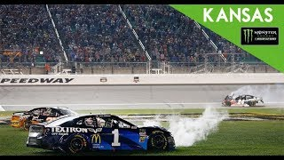 Download Monster Energy NASCAR Cup Series- Full Race -KC Masterpiece 400 Video
