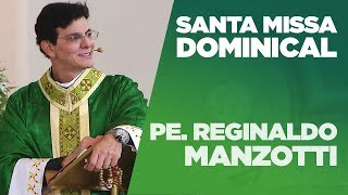 Download Santa Missa Dominical | @Padre Reginaldo Manzotti | 19/01/2020 [CC] Video