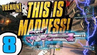 Download COBRA MADNESS?! - THE HUNT DAY 8 - Funny Moments & Legendary Loot!! Video