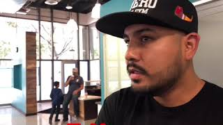 Download Jesus Soto Karasss Reveals He Asked Vergil Ortiz For A Pic But 9 years ago was reverse Video