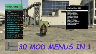 Download Xbox 360 GTA 5 1.26/TU26 Online/Offline Mod Menu + Download Video