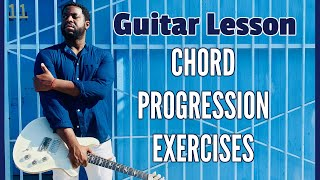 Download Chord progression exercises Video