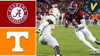 Download Tennessee vs #1 Alabama Highlights   Week 8   College Football Highlights Video