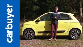 Download Renault Twingo hatchback 2014 - Carbuyer Video