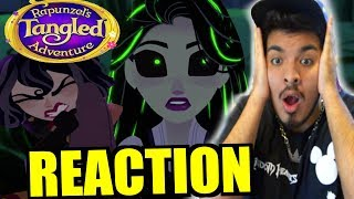 Download Rapunzel's Tangled Adventure: The Great Tree Reaction Video