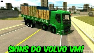 Download DOWNLOAD! DAS SKINS TEMPLATES( SKIN ORIGINAL)DO NOVO VOLVO VM DO HTS! Video