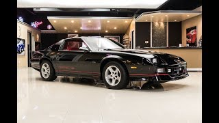 Download 1990 Chevrolet Camaro IROC For Sale Video