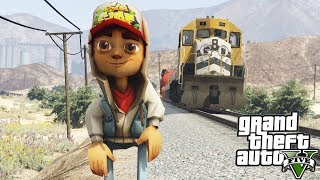 Download GTA V Jake (Subway Surfers) Video