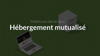 Download Mettre son site en ligne (1/4) : Héberger son site Video