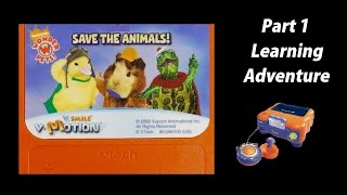 Download Wonder Pets: Save The Animals! (V.Smile V.Motion) (Playthrough) Part 1 - Learning Adventure Video