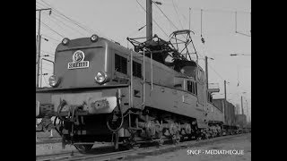 Download VALENCIENNES-THIONVILLE - 1955 SNCF Ferroviaire / French Trains Video