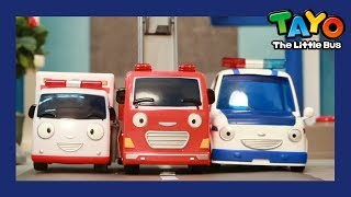 Download Tayo The brave cars and it's Tayo toys! l Tayo's Sing Along Show 1 l Tayo the Little Bus Video