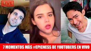 Download Los 7 momentos más #Epicness de youtubers en sus transmisiones ″en vivo″ Video