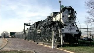 Download Illinois Adventure #1805 ″Galesburg Railroad Museum″ Video