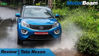 Download Tata Nexon Review - Best Compact SUV? | MotorBeam Video
