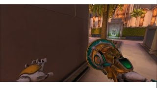 Download Overwatch Practical Wallrides on Oasis Gardens with Lucio Video