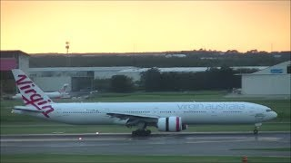 Download Plane Spotting At Brisbane Airport   20+ minutes of EPIC Action   Video