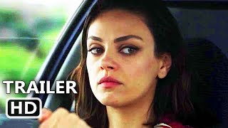 Download THE SPY WHO DUMPED ME Trailer # 2 (NEW 2018) Mila Kunis, Kate McKinnon, Gillian Anderson Movie HD Video