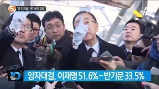 Download 지지율 뚝…더 멀어진 '문', 쫓아오는 '황' 채널A 뉴스TOP10 Video