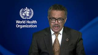 Download World No Tobacco Day 2018: Statement by WHO Director-General Dr Tedros Video