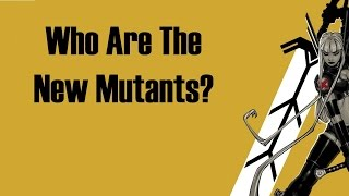 Download Marvel Comics: Who Are The New Mutants? Video