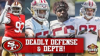 Download 49ers Training Camp Day 8 - Even Without Dee Ford, Defense Dominates Video