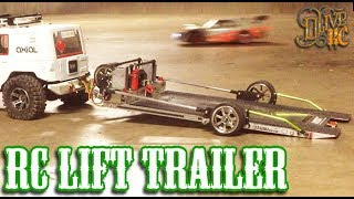Download RC LIFT TRAILER HOMEMADE Video