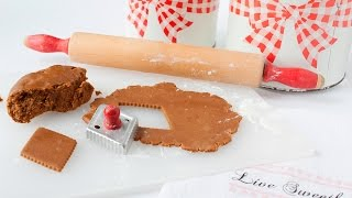 Download Cutout Cookie Gingerbread Dough Video