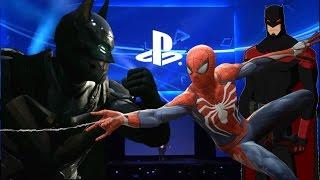 Download Superhero Video Game Reveals & Predictions @ PSX! Video
