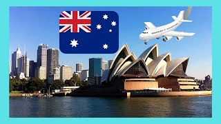 Download Landing in SYDNEY on a very windy day (still with great views), AUSTRALIA Video