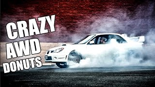 Download 22 AWD Donuts That Are CRAZY Video