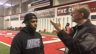 Download Does Oho State care it's an underdog against Michigan? Video